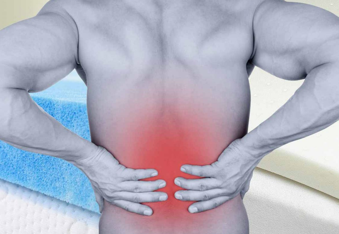 mattress toppers back pain